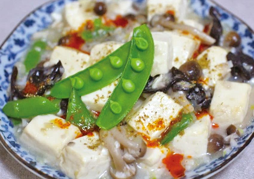 麻 婆 豆腐 レシピ 栄養士